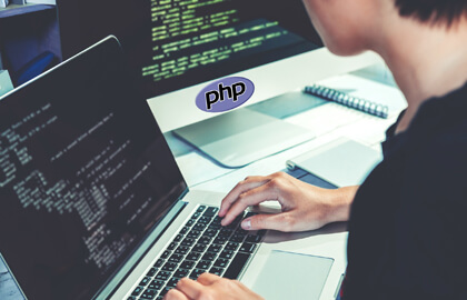 PHP Web Development Company in Hyderabad | PHP Web Services